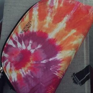 Victoria's Secret Tye Dye Clutch Bag